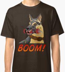 Bombdogs Boom! Classic T-Shirt