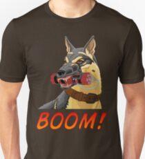 Bombdogs Boom! Unisex T-Shirt