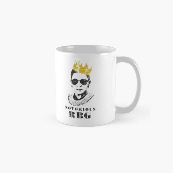 Notorious RBG Classic Mug