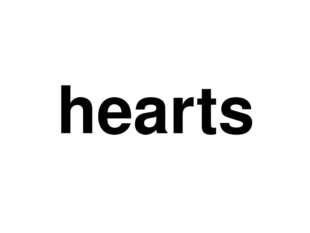 hearts by ninov94