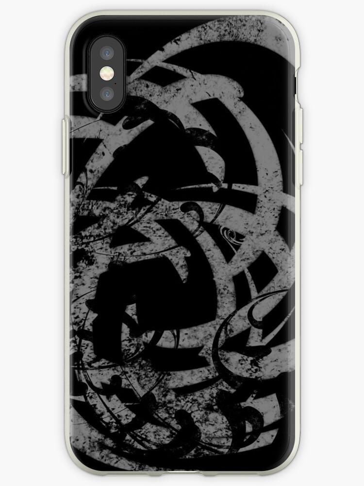 Japanese Style iPhone Case by Denis Marsili