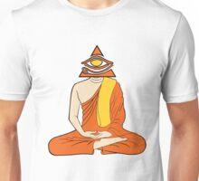 Third Eye Monk Unisex T-Shirt