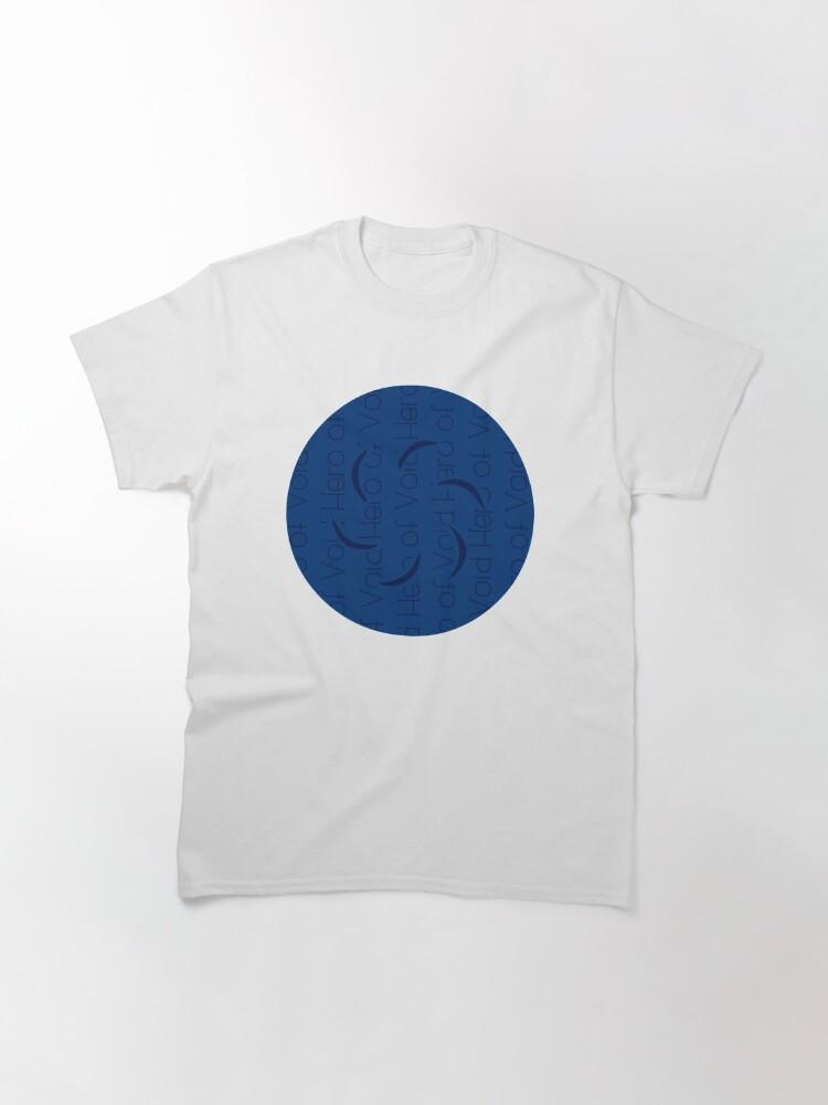 Alternate view of Hero Of Void Classic T-Shirt