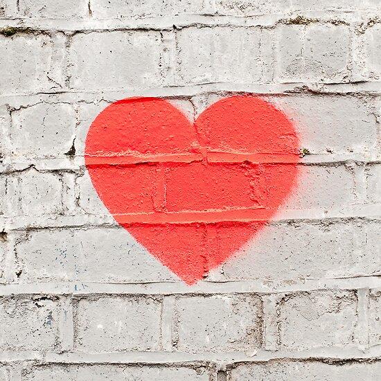 eyeshoot › Portfolio › Heart on the Wall