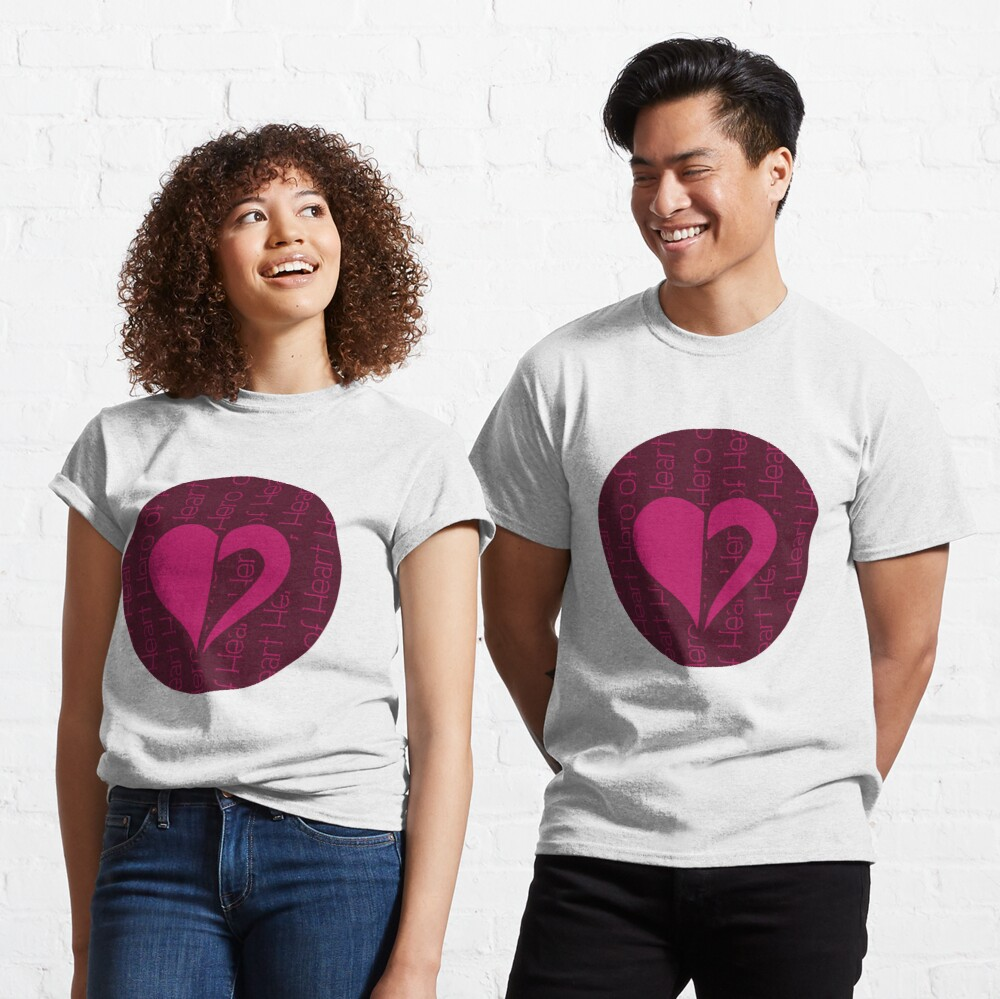 Hero Of Heart Classic T-Shirt