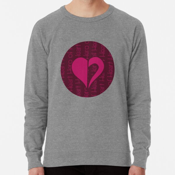 Hero Of Heart Lightweight Sweatshirt