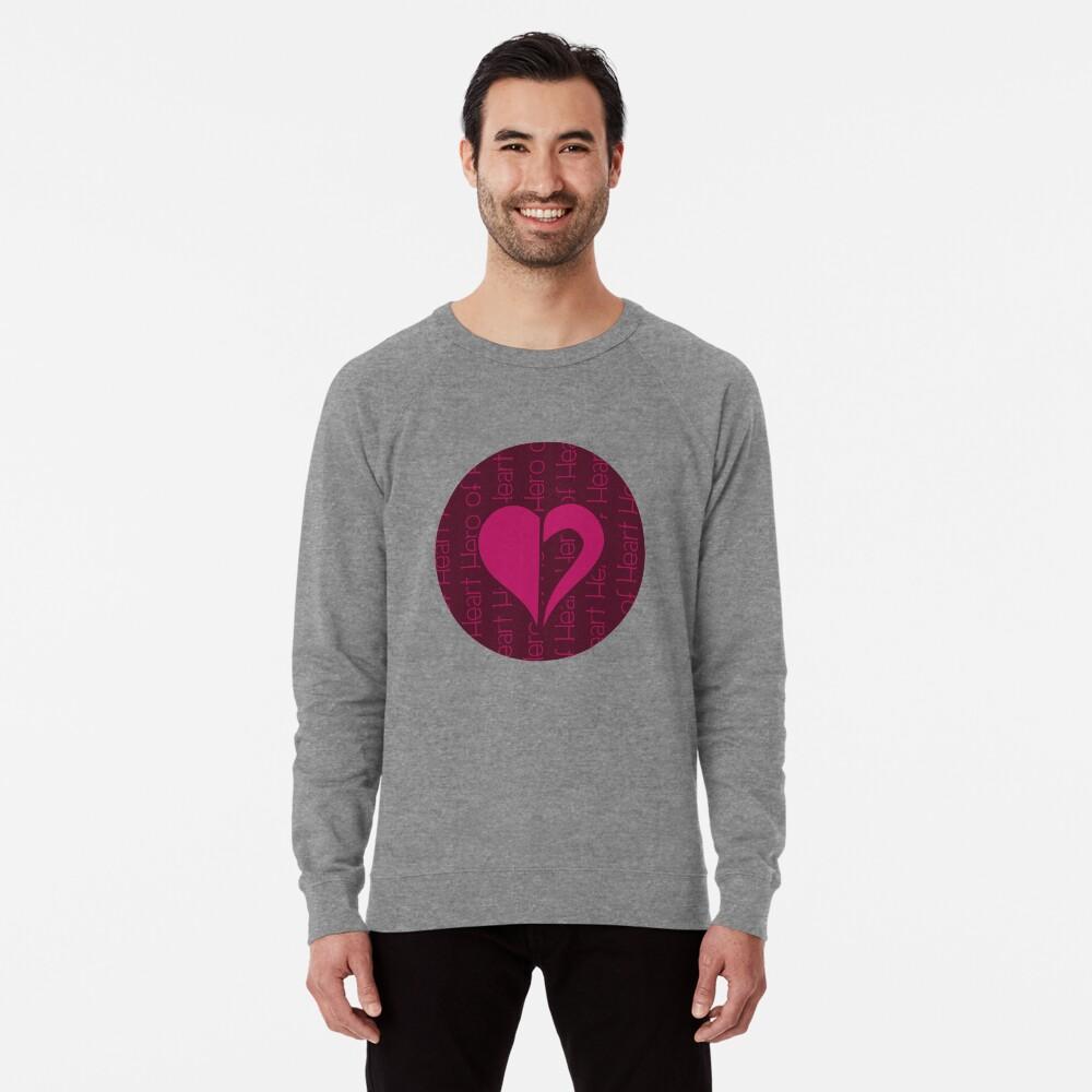 Hero Of Heart Lightweight Sweatshirt