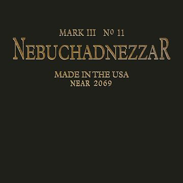 Nebuchadnezzar by prunstedler