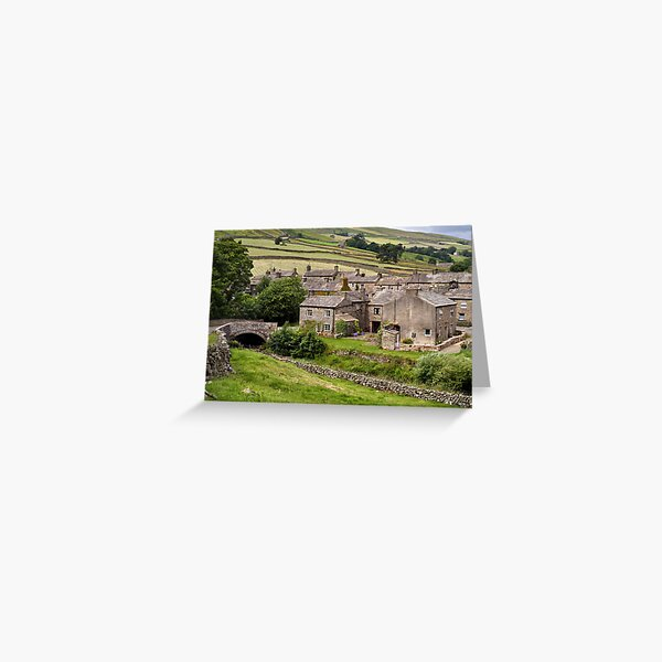 Thwaite, Swaledale - The Yorkshire Dales Greeting Card