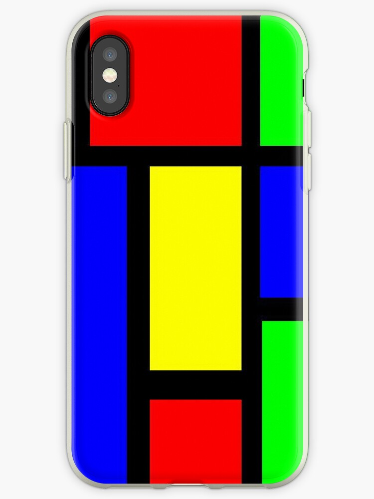 Life Is Cool With Colors! Iphone Case by Denis Marsili