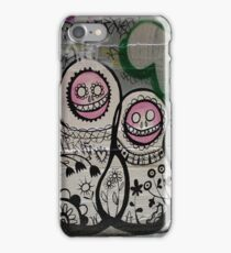 Urban Art- Graffiti Style Babushkas! iPhone Case/Skin