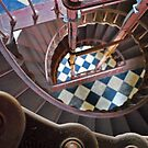 Hatteras Staircase by Robin Black