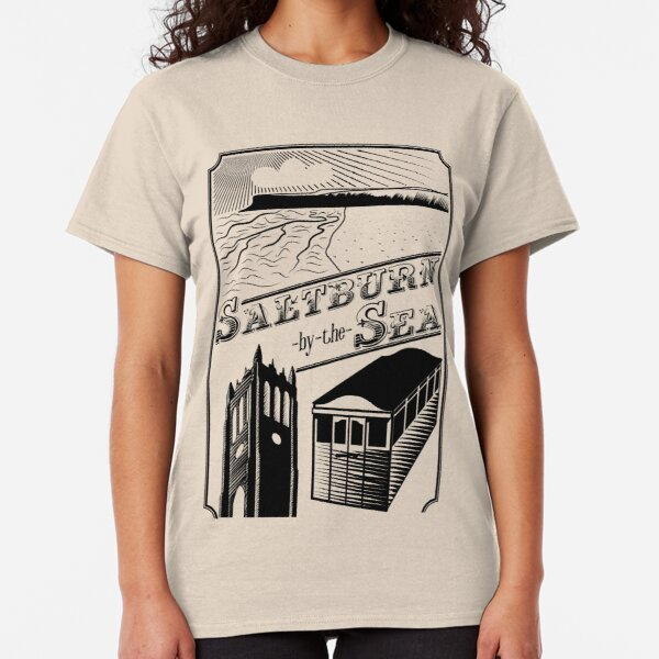 NDVH Saltburn-by-the-Sea stamp Classic T-Shirt