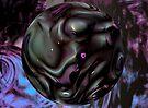 Black Fantasy and Purple Haze by Benedikt Amrhein