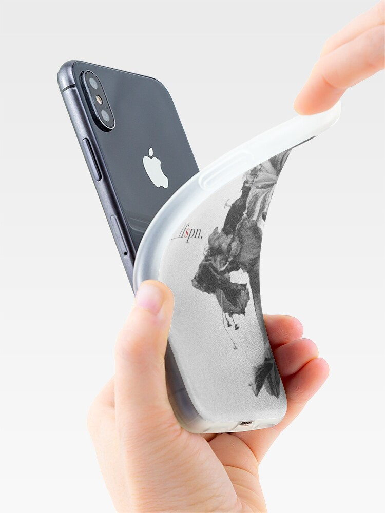Alternate view of Araki III iPhone Case & Cover