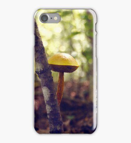 mushroom iPhone Case/Skin
