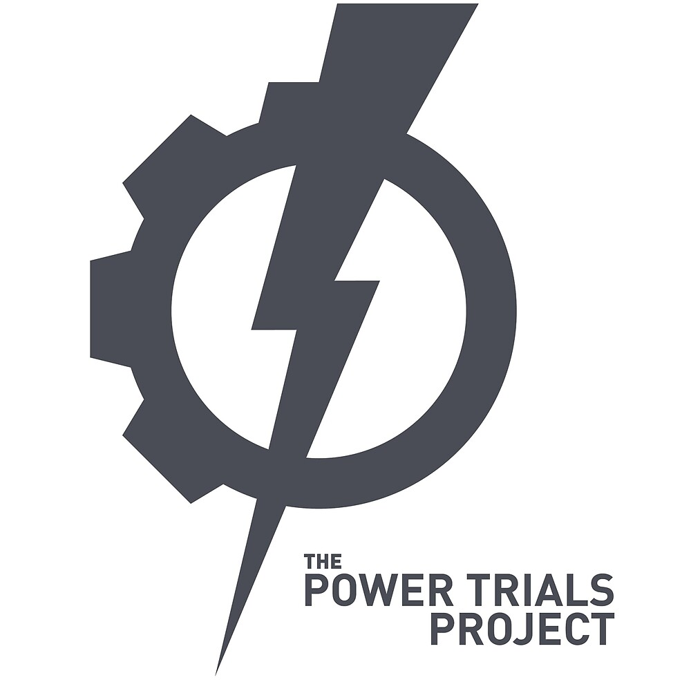 The Power Trials Project - Sticker by KrielMiran
