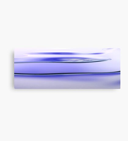 Tidal Waves Canvas Print