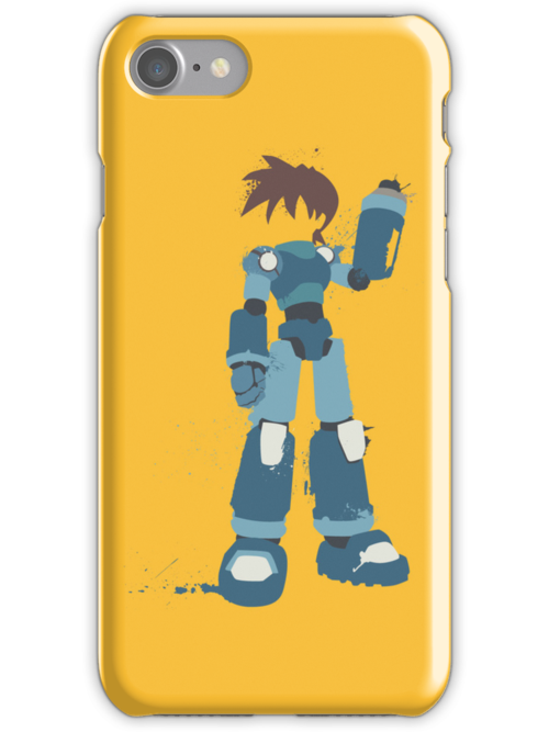 Mega Man (Legendary Mode) by thedailyrobot