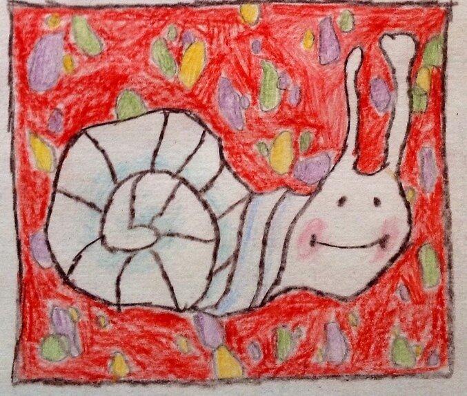 snail by sviv