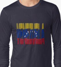 Venezuelan flag Long Sleeve T-Shirt