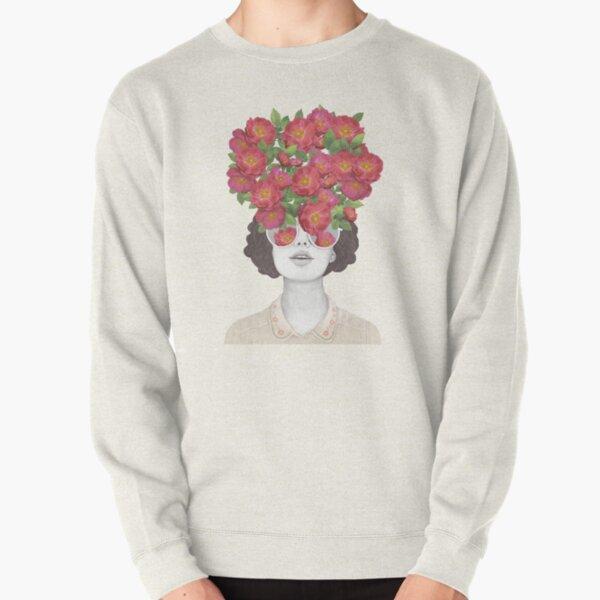 The optimist // rose tinted glasses Pullover Sweatshirt