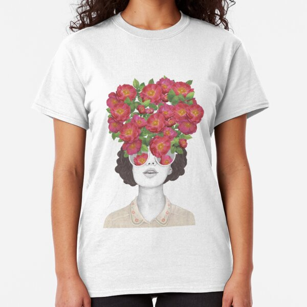 The optimist // rose tinted glasses Classic T-Shirt