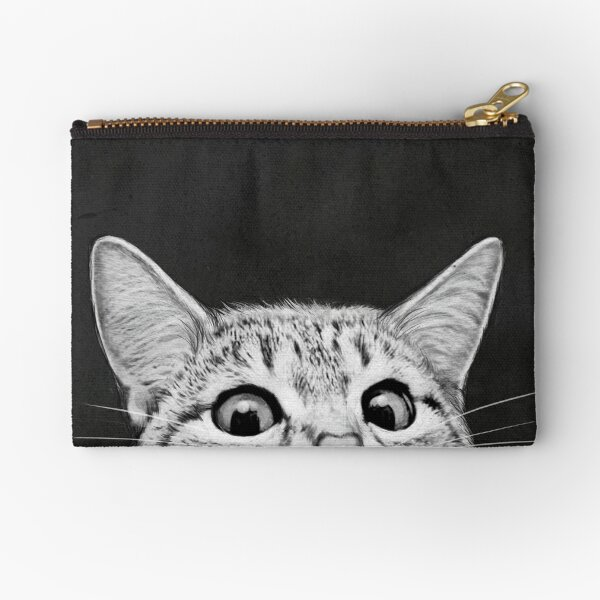 You asleep yet? Zipper Pouch
