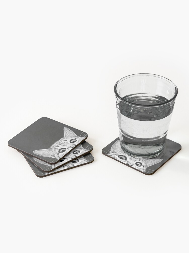 Alternate view of You asleep yet? Coasters (Set of 4)