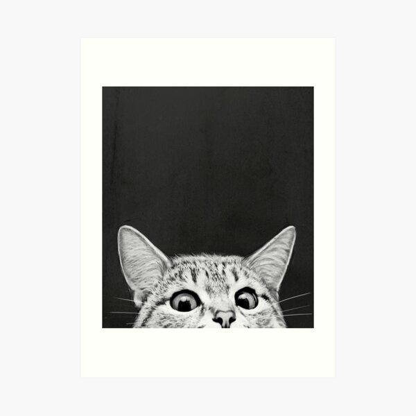 You asleep yet? Art Print