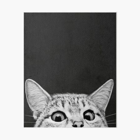 You asleep yet? Art Board Print