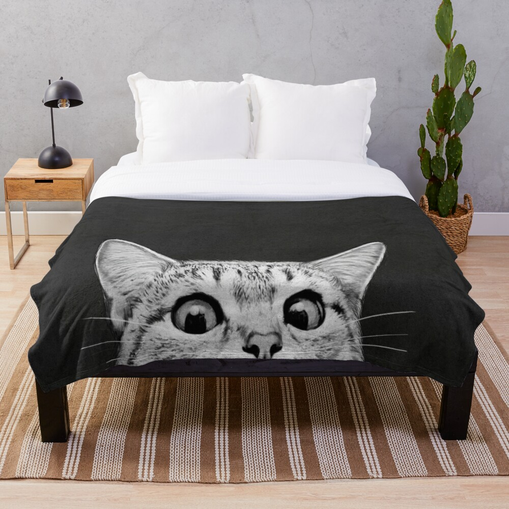 You asleep yet? Throw Blanket