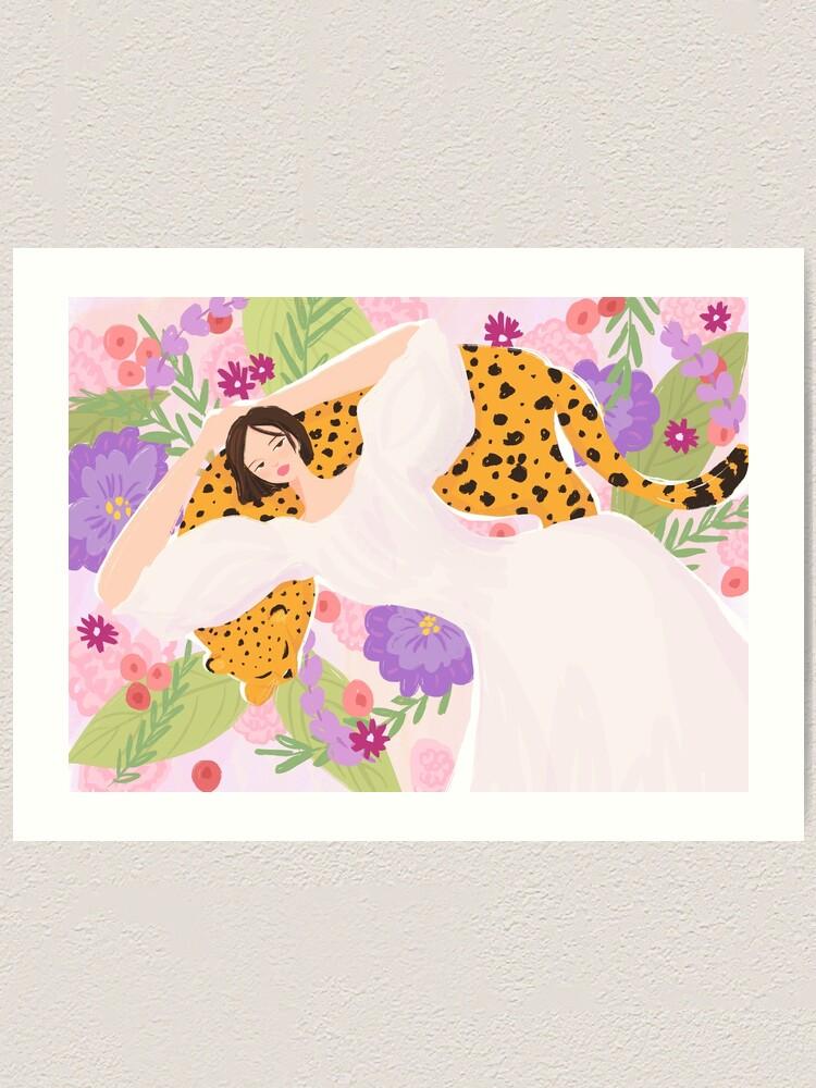 Alternate view of Spring Picnic I Art Print