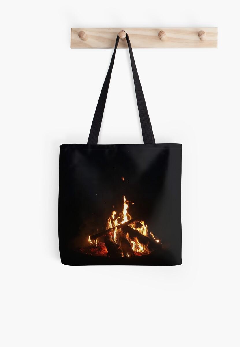 Fire Pit  by Haley Atkinson