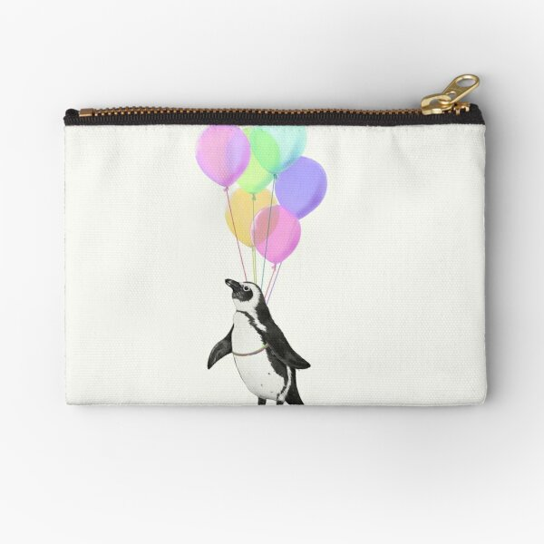 I can believe I can fly Zipper Pouch