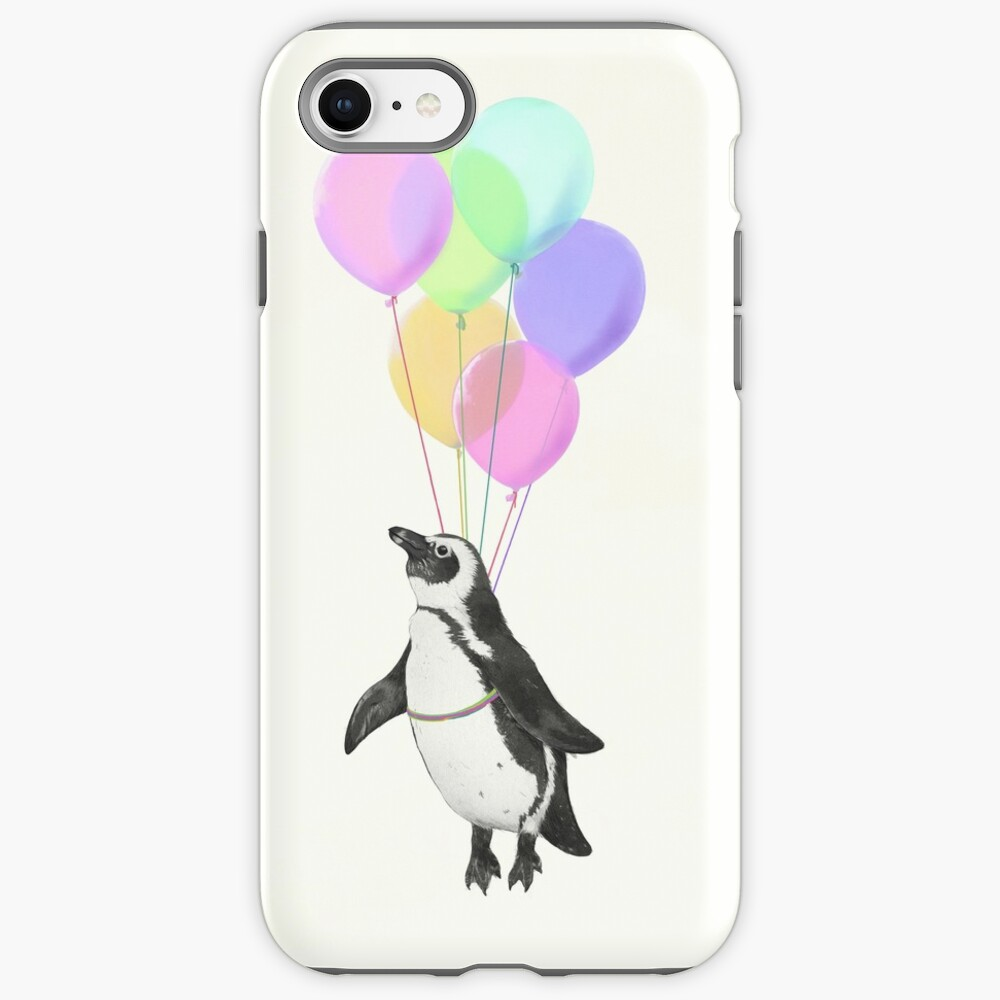 I can believe I can fly iPhone Case & Cover