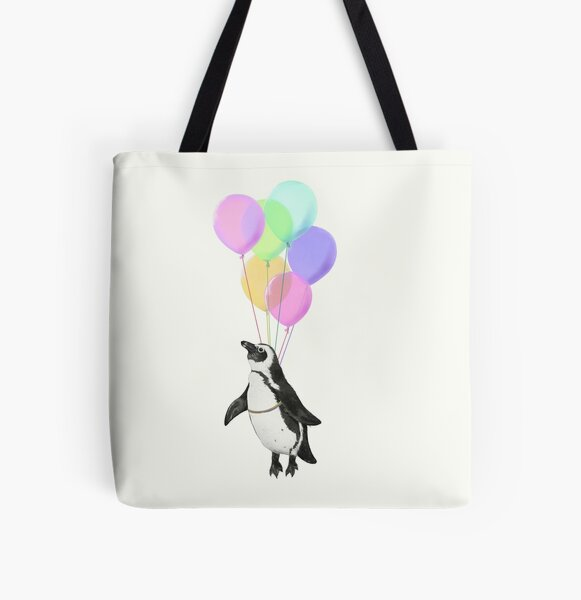 I can believe I can fly All Over Print Tote Bag