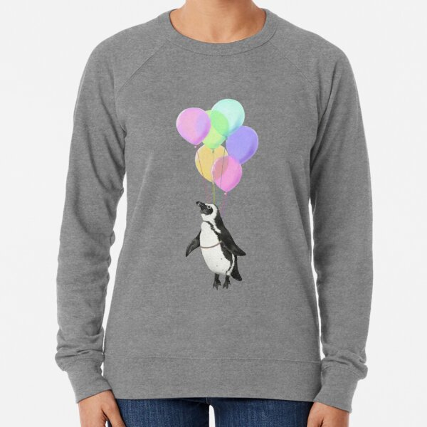 I can believe I can fly Lightweight Sweatshirt