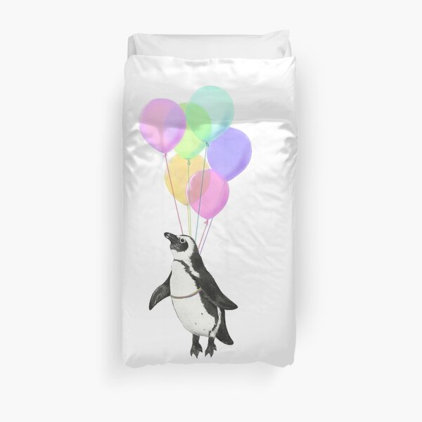 I can believe I can fly Duvet Cover