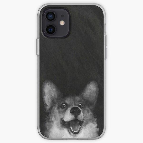 Salchicha Zorro Funda blanda para iPhone