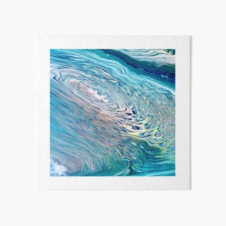 Tsunami Art Board Print