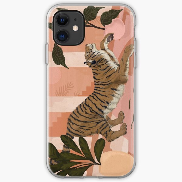 Easy Tiger iPhone Soft Case