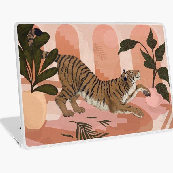 Ruhig Tiger Laptop Folie