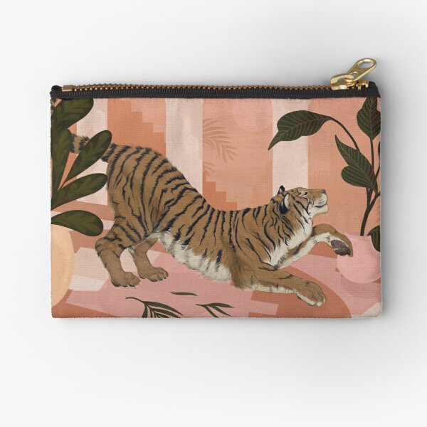 Easy Tiger Zipper Pouch