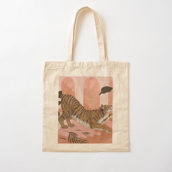 Easy Tiger Cotton Tote Bag