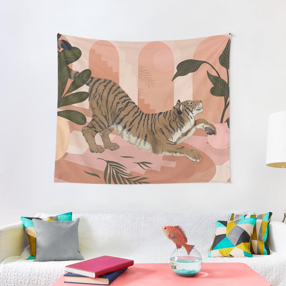 Easy Tiger Tapestry