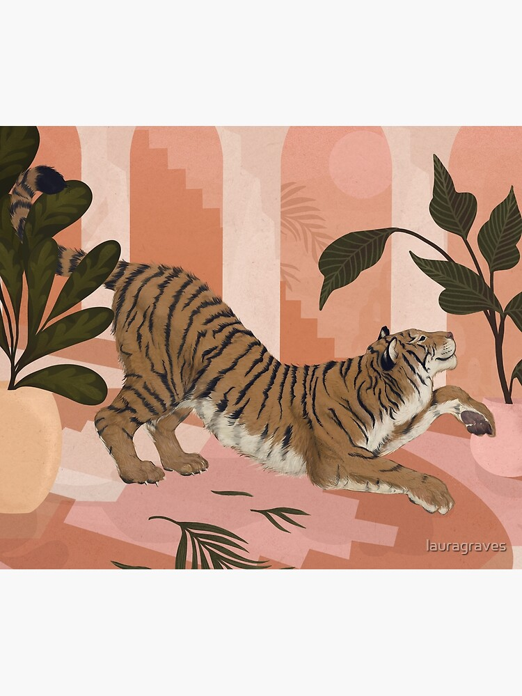 Easy Tiger by lauragraves