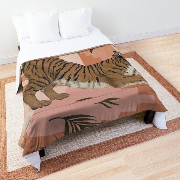 Easy Tiger Comforter