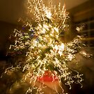 Christmas Tree by Glennis  Siverson