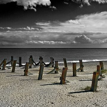 The Remains of the Pier by CatherineV